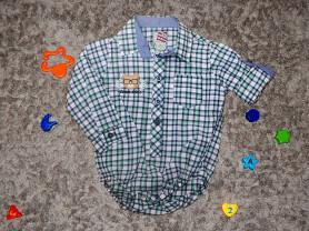 Боди-рубаха для стиляги