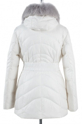 05-0855 Куртка зимняя Плащевка Белый