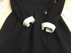 Школьное платье OLMI р. 128.