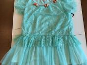Платье-туника на 7-8 лет