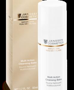 Мультифункциональный бальзам для очищения и регенерации кожи