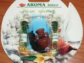 Подарочный набор Вальс цветов (Aroma Inter)