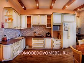 Шкафы и кухни на заказ от подмосковной фабрики