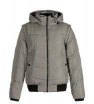 Куртка новая с жилеткой, 56 р-р