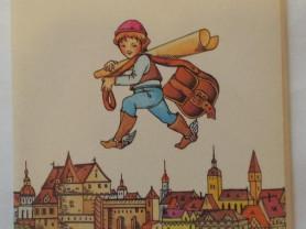 Перро Мальчик с пальчик комплект из 16 открыток