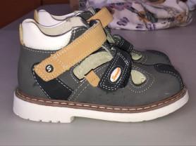 Новые сандалии Сурсил-орто 55-145, 23 размер
