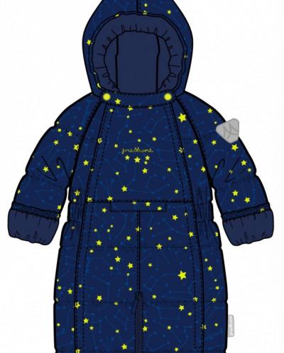 Комбинезон-трансформер для малышей Предзаказ зима 19-20