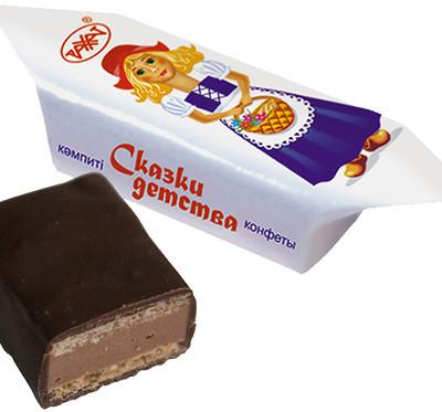 Рахат конфеты Сказки Детства 1 кг