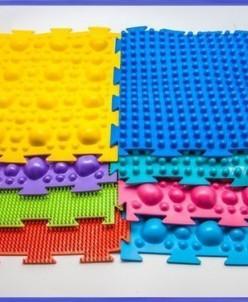 Набор орто-ковриков 8 шт (по 2 каждого вида)