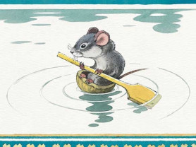 Мышка. Хантыйская сказка Худ. Репкин