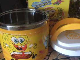 Пищевой ланч бокс термос для еды детский
