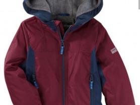 Новая утепленная куртка OSHKOSH, размер 7