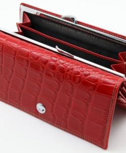 Большой женский кожаный кошелек Sergio Valentini СВ 3258-126