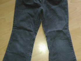 Вельветовые джинсы NKY, p.6А, 114см