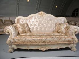 Диван и кресла Илона,крем