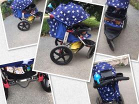 Продам трехколёсную коляску