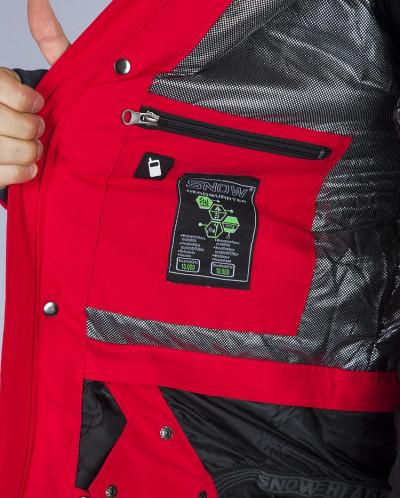 Куртка Snow Headquarter A-87221, Красный