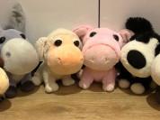 Коллекция игрушек из Дикси «Веселая ферма»