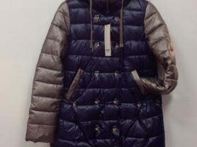 ❄️ Новая куртка -холодная осень/зима -44р ❄️