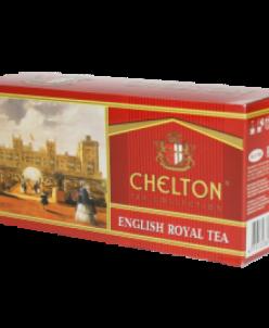 Чай Chelton Английский Королевский Чай  25 пак*2гр