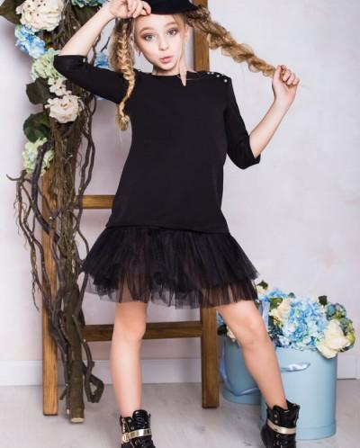 Школьное Платье Для Девочек «К-16»