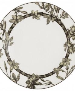 Набор из 4-х тарелок (бел.) Наталия в цветной упаковке The E