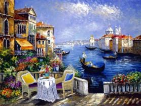 Картины по номерам GX 3626 Венецианское кружево