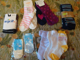 Новые колготки,легинсы,носки
