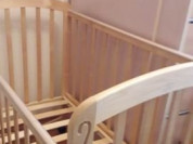 Детская кровать Фея от рождения