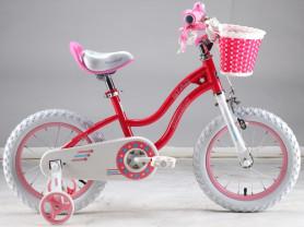 """Велосипед для девочки 12"""", потрясающий дизайн"""