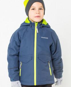 73060 Куртка (CROCKID)синий