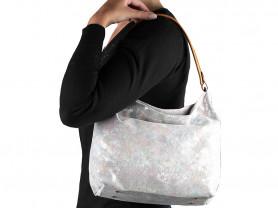 Новая сумка Италия кожа с лазерной обработкой