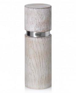 Мельница для соли/перца AdHoc, серия TEXTURA ANTIQUE, белый,
