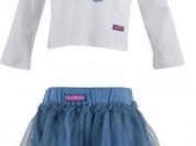 Новый комплект юбка+трикотажная кофта.Naartjie(США