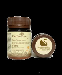 CoffeeTree - Биобальзам регенерирующий «L'atte» (для век)