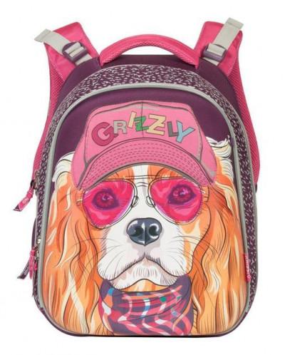 Школьный рюкзак Grizzly
