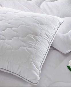 Подушка TAC Soft 50*70 см одна сторона - 100% хлопок, другая