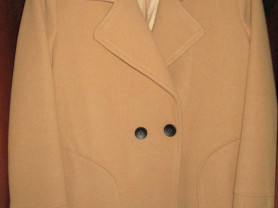 Пальто женское ручной работы 44-46