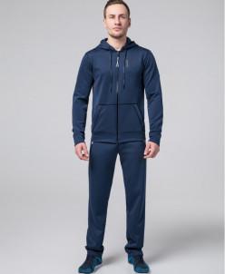 Дизайнерский спортивный костюм Kiro Tokao цвет темно-синий-ч