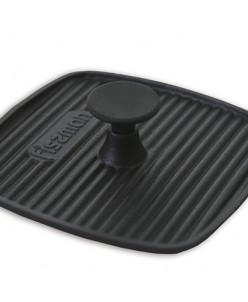 4109 FISSMAN Пресс для гриля 21x21 см  (чугун); Ручка - баке