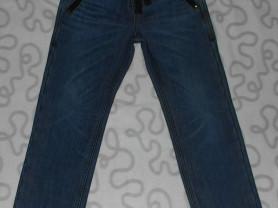Новые джинсы на флисе Gee Jay, 122 см