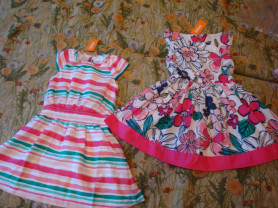 Новые платья Gymboree 6т(114-122 см)