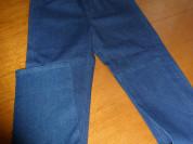 Новые джинсы-леггинсы для девочки