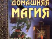 Книга Домашняя магия. Теория и практика. Берегини