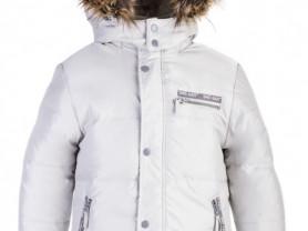 Новая куртка на пуху Snö Katt, 110 см
