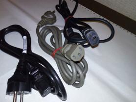 Продаю сетевой кабель (220 В.) для системного,комп