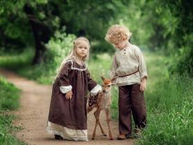 Детские осенние фотопроекты