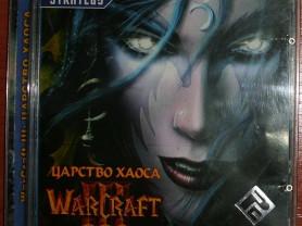 Компьютерная игра на CD War Craft III