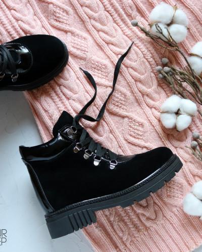 Ботинки в стиле trekking. New collection 19/20