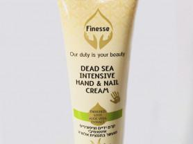 Крем для рук и ногтей (Мертвое море)